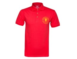 MEN POLO SHIRTS - RED